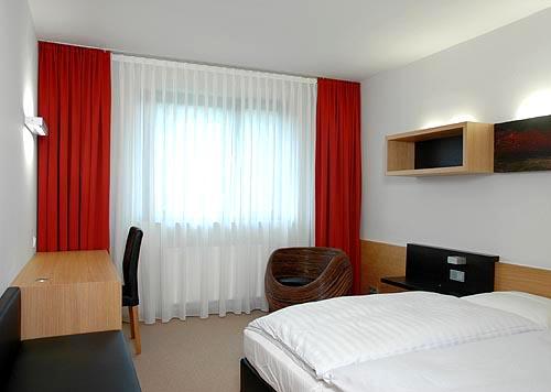 Hotelzimmer Balance im Hotel Zugrücke Grenzau Heiderich Architekten Lünen