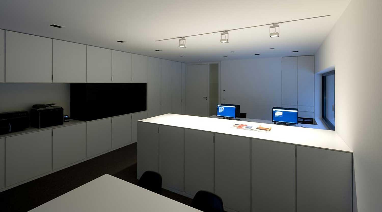 Heiderich Architekten, Lünen, Haus P, Dortmund Ahlenberg, Büro 3
