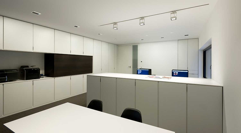 Heiderich Architekten, Lünen, Haus P, Dortmund Ahlenberg, Büro 2
