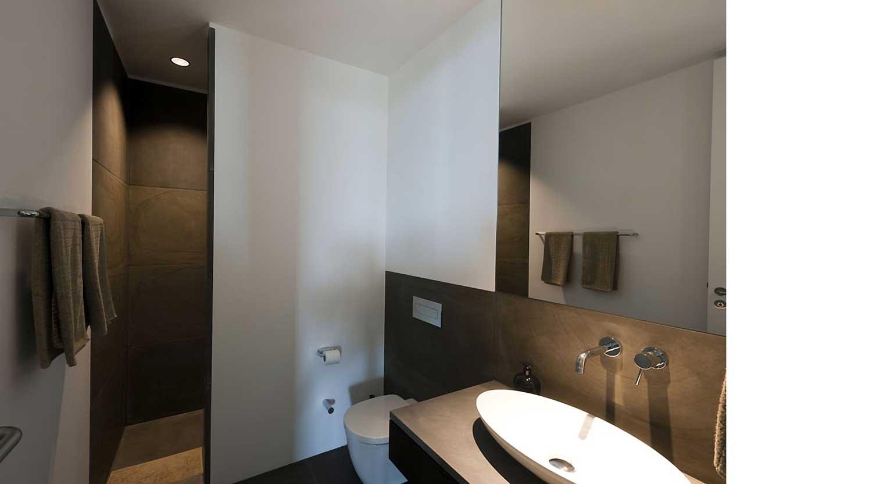 Heiderich Architekten, Lünen, Haus P, Dortmund Ahlenberg, Gäste WC