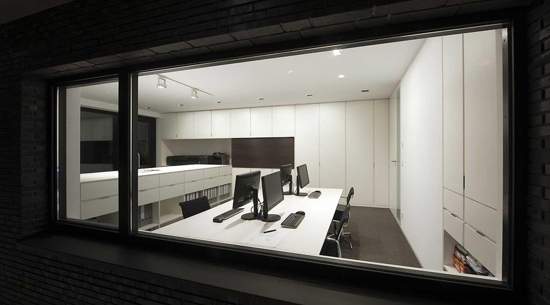 Heiderich Architekten, Lünen, Haus P, Dortmund Ahlenberg, Büro 1