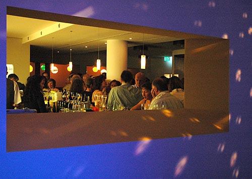 Club Yellow im Hotel Zugrücke Grenzau Eröffnung Heiderich Architekten Lünen