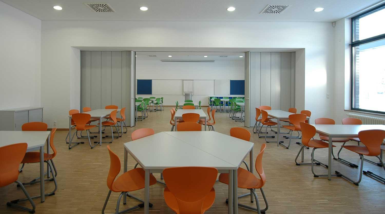 Scharnhorstschule Dortmund Mensa Heiderich Architekten Lünen