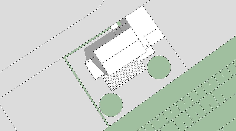 Haus G Nordkirchen Südkirchen Lageplan Heiderich Architekten Lünen