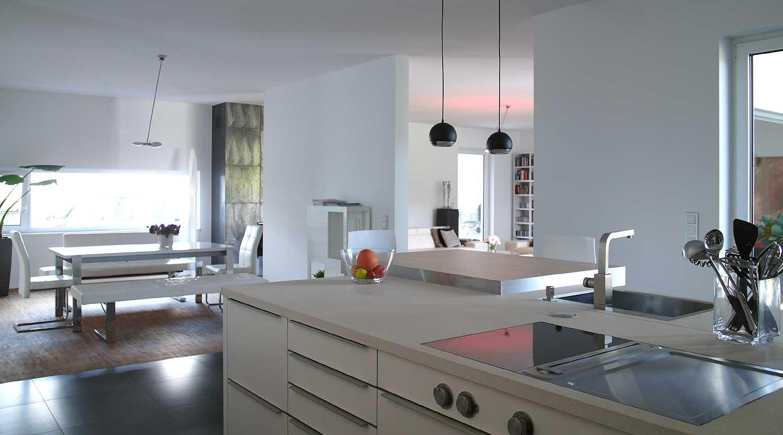 Haus J Lünen Küche Heiderich Architekten Lünen