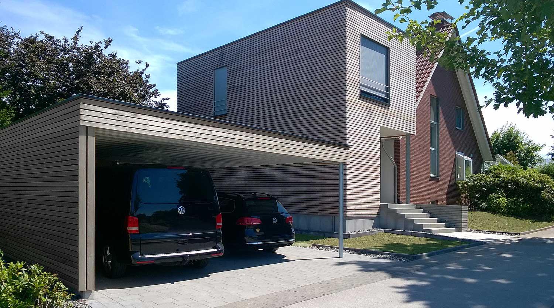 Haus N Dorsten Heiderich Architekten Lünen