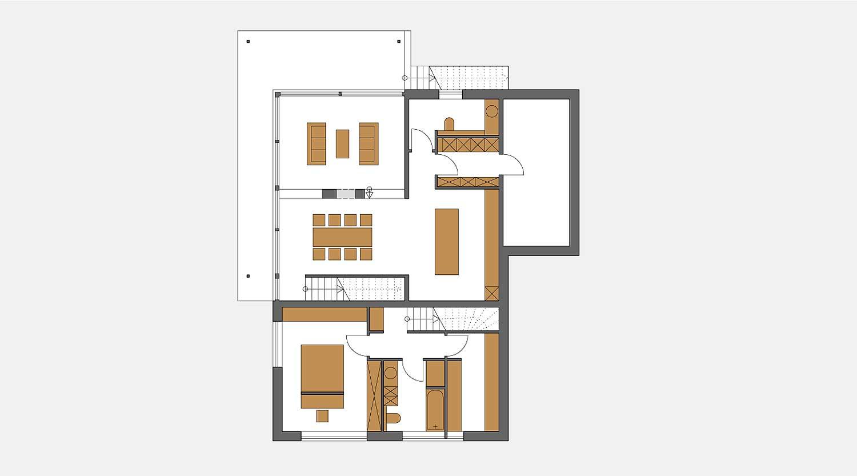 Haus S in Hagen Grundriss UG Heiderich Architekten Lünen