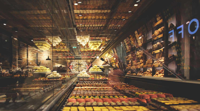 Hohoffs Bäckerei und Confiserie Detail Heiderich Architekten Lünen