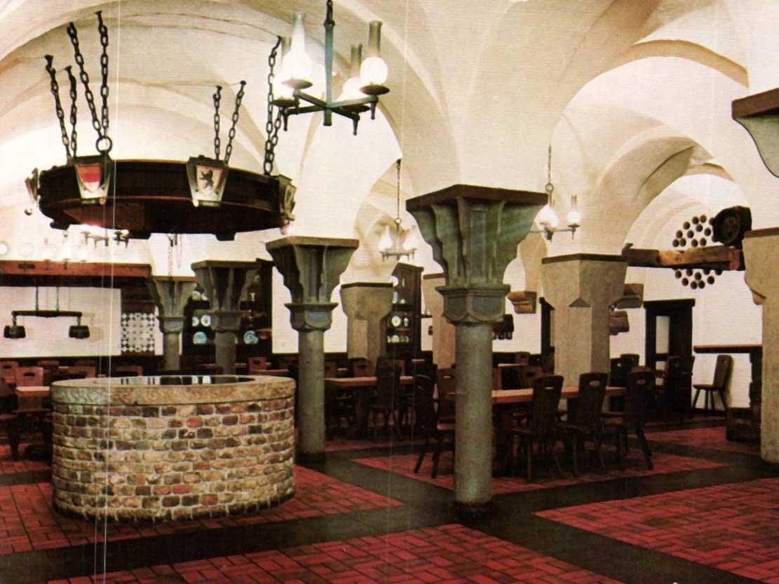 Restaurant Emil im U Dortmund Archiv Heiderich Architekten Lünen
