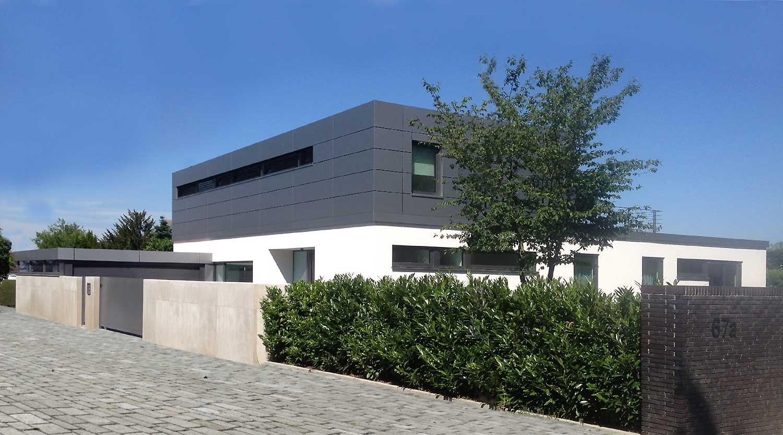 Einfamilienhaus HB Dortmund Ahlenberg Heiderich Architekten Lünen