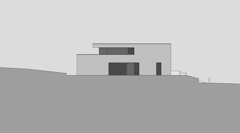 Heiderich Architekten, Lünen, Haus B, Dortmund, Ansicht West