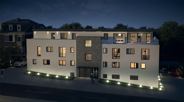 Mehrfamilienhaus, Mülheim