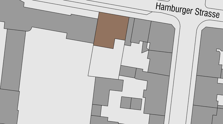 Quartiersgaragen Dortmund Kaiserviertel Lageplan Hamburger Straße Heiderich Architekten Lünen