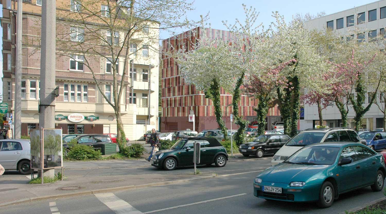 Quartiersgaragen Kaiserviertel Dortmund